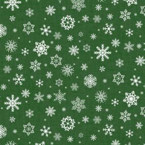 Julevoksdug - Sne og 10-4 fra Pyntegrønt