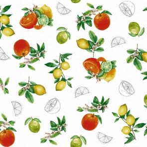 Citronella - LFGB, voksdug godkendt til kontakt med fødevare