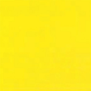 Ensfarvet gul voksdug, halvblank overflade